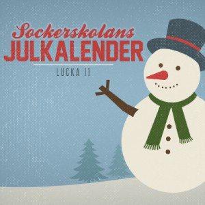 Julkalender 11 december