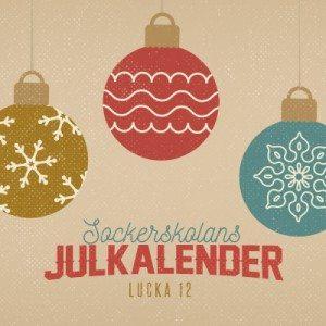 Julkalender 12 december