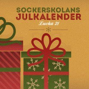 Julkalender 21 december
