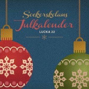 Julkalender 22 december