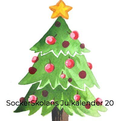 Julkalender 20 december