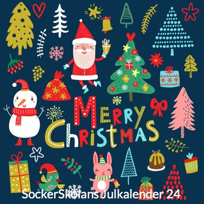 Julkalender 24 december