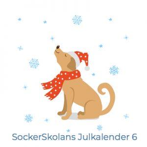Julkalender 6 december