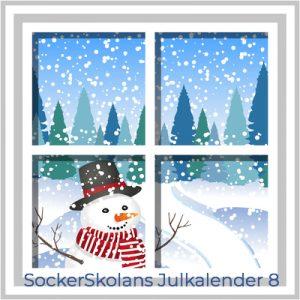 Julkalender 8 december
