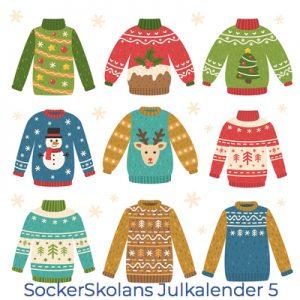 Julkalender 5 december